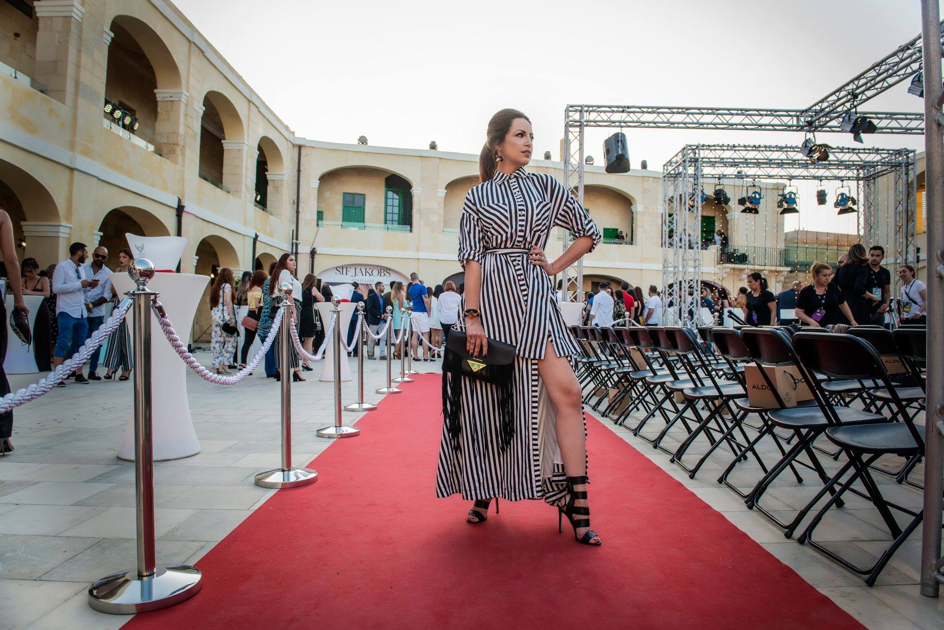 Malta Fashion Week 18 outfits